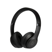 Beats Solo3 Wireless On-Ear Headphones – Black image